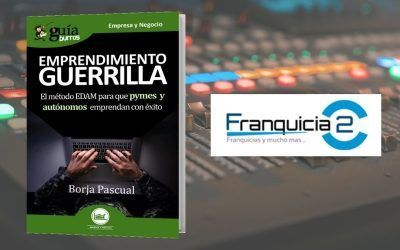 El 'GuíaBurros: Emprendimiento guerrilla' en Franquicia2