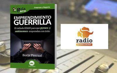 Borja Pascual presenta su último libro en 'Antes de que amanezca'