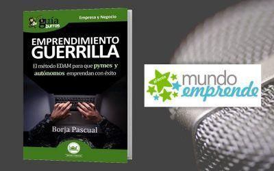 Borja Pascual nos habla de su nuevo libro en su programa radiofónico