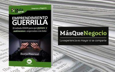 MásQueNegocio ha reseñado este libro sobre emprendimiento