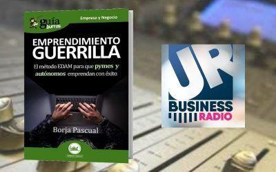 Borja Pascual ha presentado su nuevo libro en UR Business